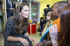 UK - Royal - Duchess of Cambridge