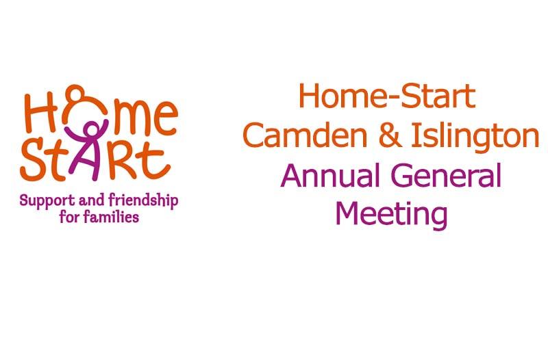 Home-Start Camden & Islington AGM